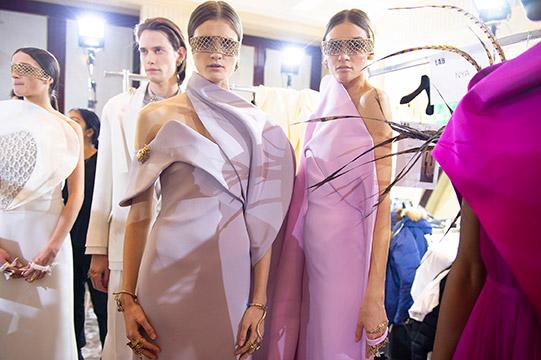 Antonio Grimaldi SS/19 at Paris Haute Couture