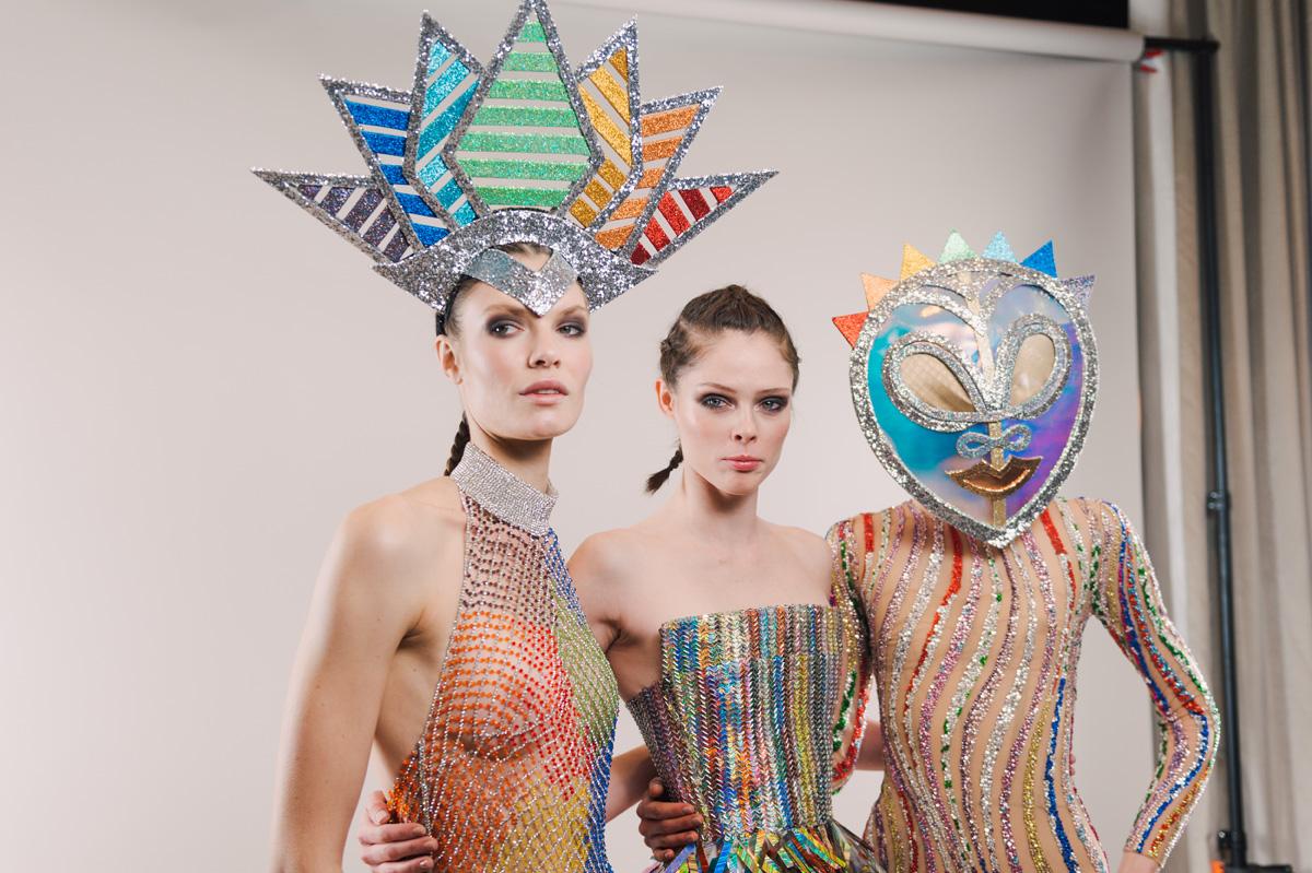 Rami Kadi SS/19 at Paris Haute Couture