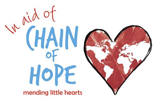 Chain of Hope Logo