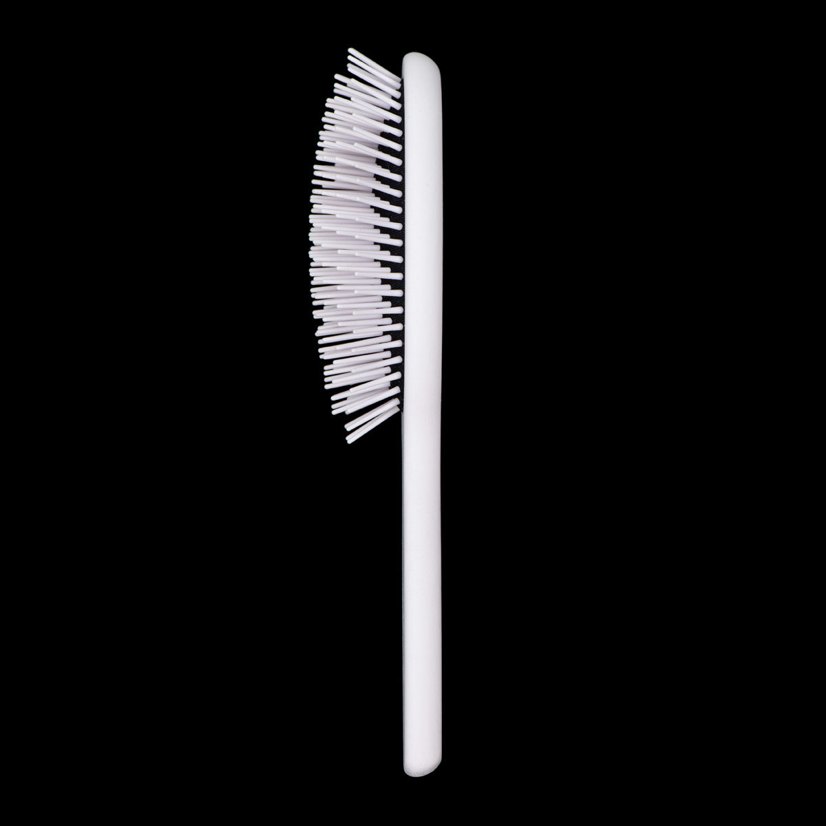 Neville Hair Brush in White