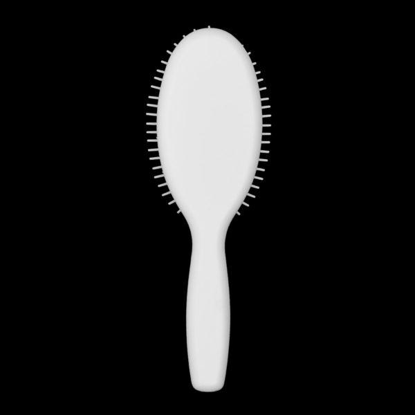 Neville Hair Brush in White