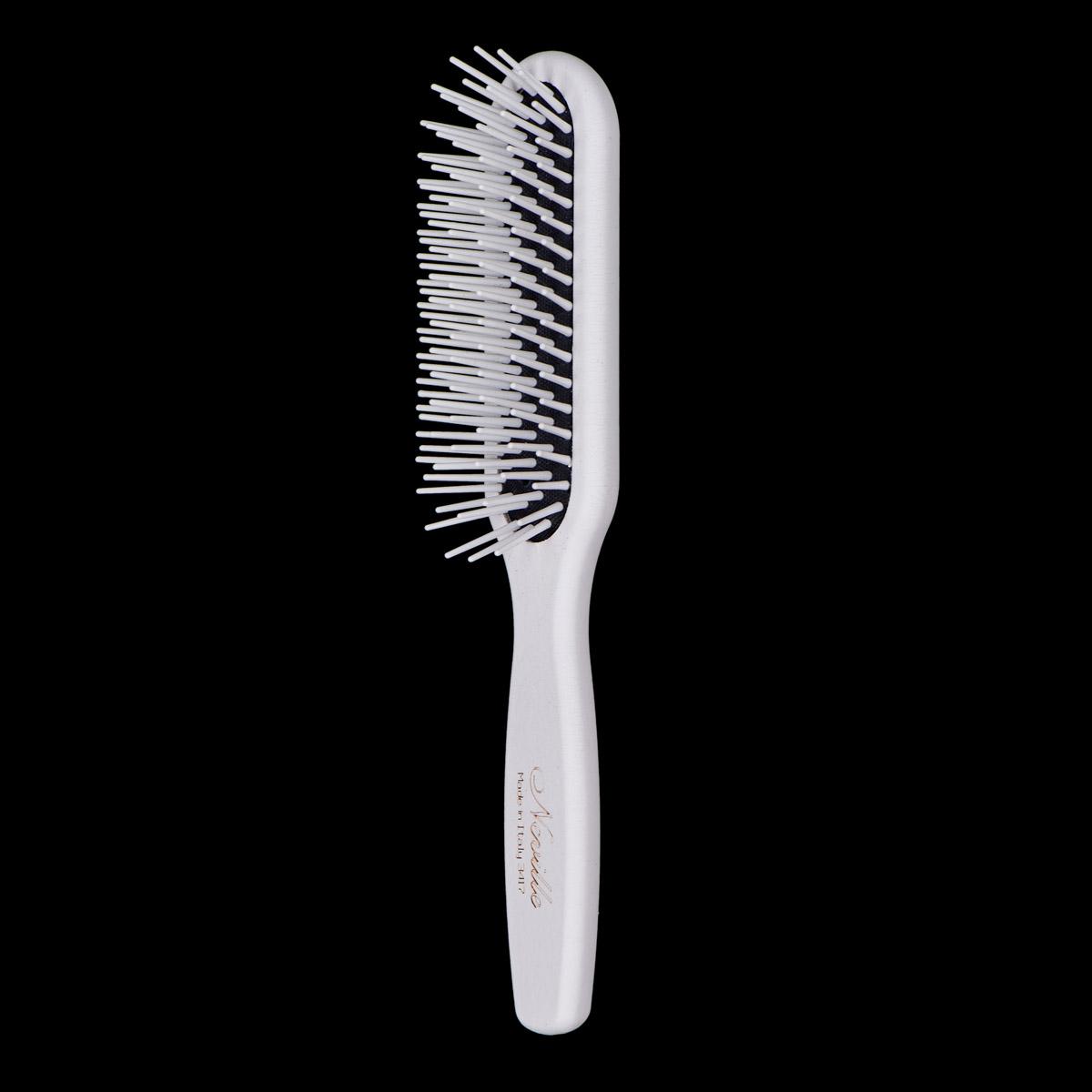 Neville Slim Non Bristle Paddle Brush