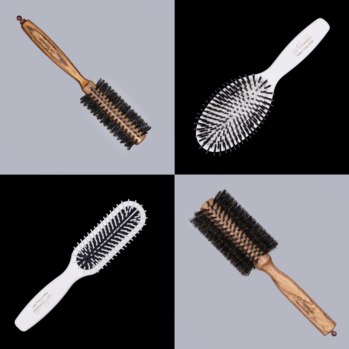 Browse Neville Branded Brushes