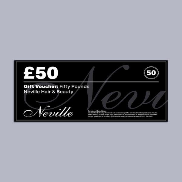 Neville Gift Voucher
