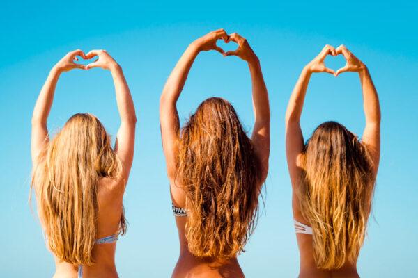 Neville Summer Haircare Tips