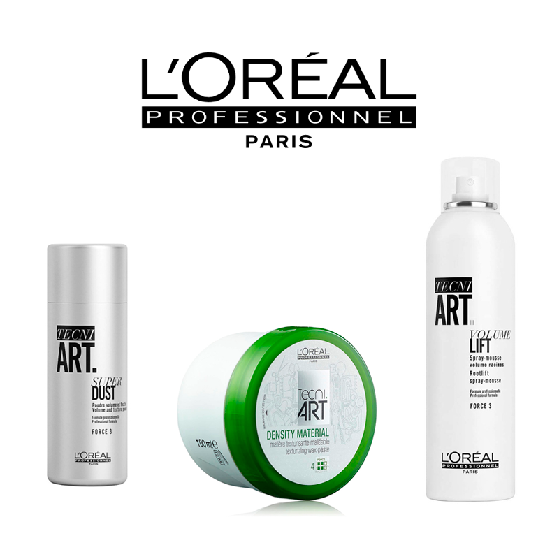 Browse L'Oréal Professionnel Styling Products
