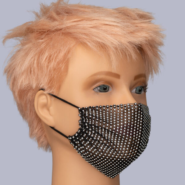 Neville Diamanté Face Mask