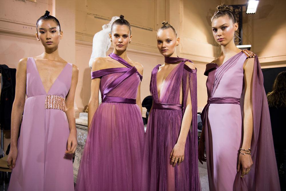 Antonio Grimaldi SS18 at Paris Haute Couture