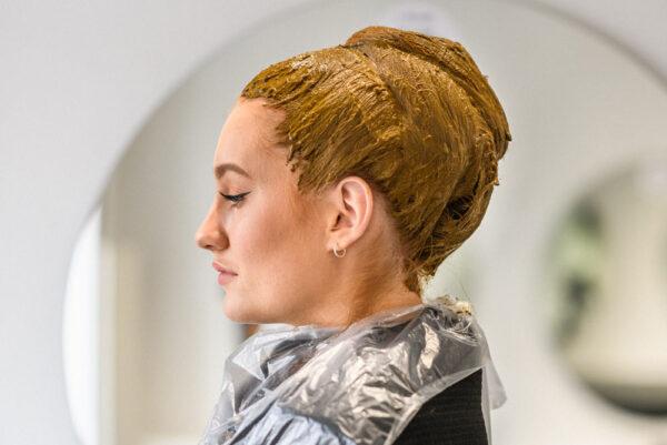 Henna Hair at Neville