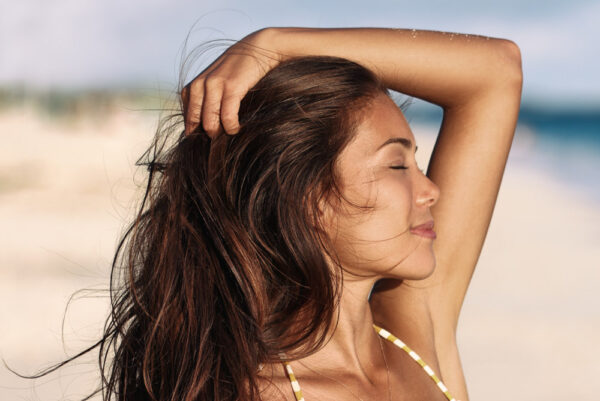 Protect your hair from sun damage