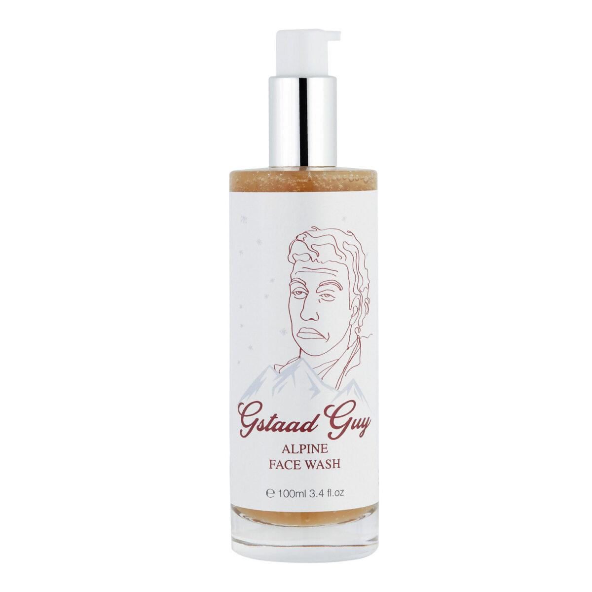 Gstaad Guy Alpine Face Wash Fresh + Invigorating
