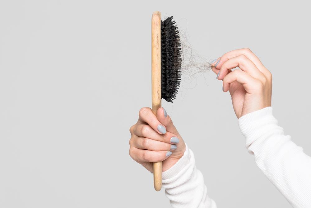 Hair loss after covid-19